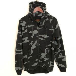 Taylored Recreation Premium Camo hooded Sweatshirt